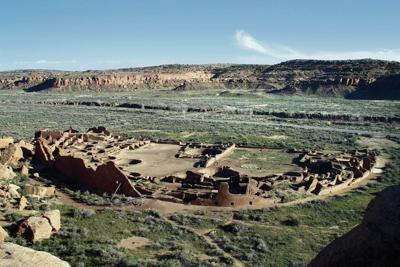 Zinke puts oil, gas lease sale near Chaco Canyon on hold