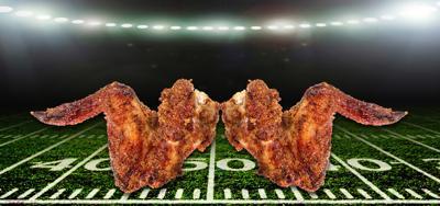 1 Amuse-bouche chicken wings 1