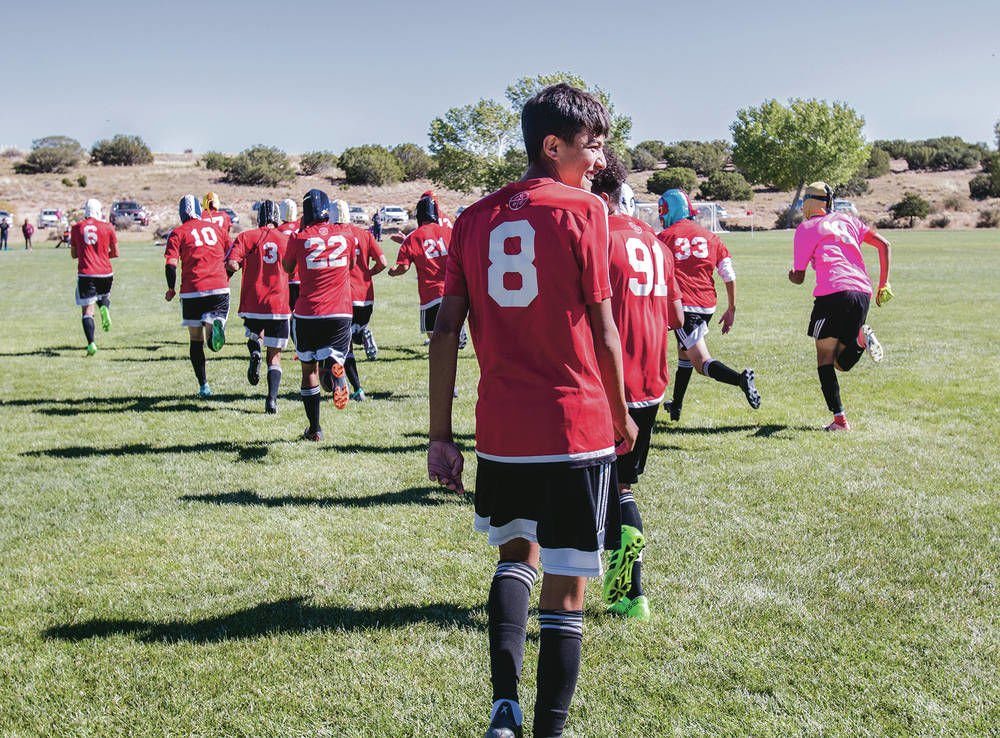 Monte de Sol teen chasing a dream of playing professionally in Mexico