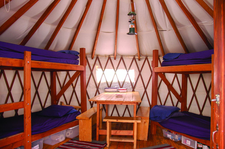 Land of the Yurts: A World Apart