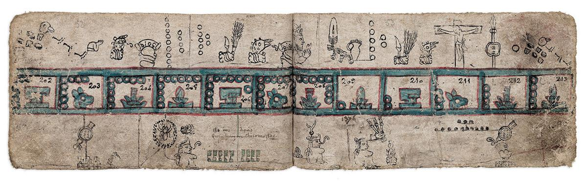 24 Feature Books Codex Mexicanus