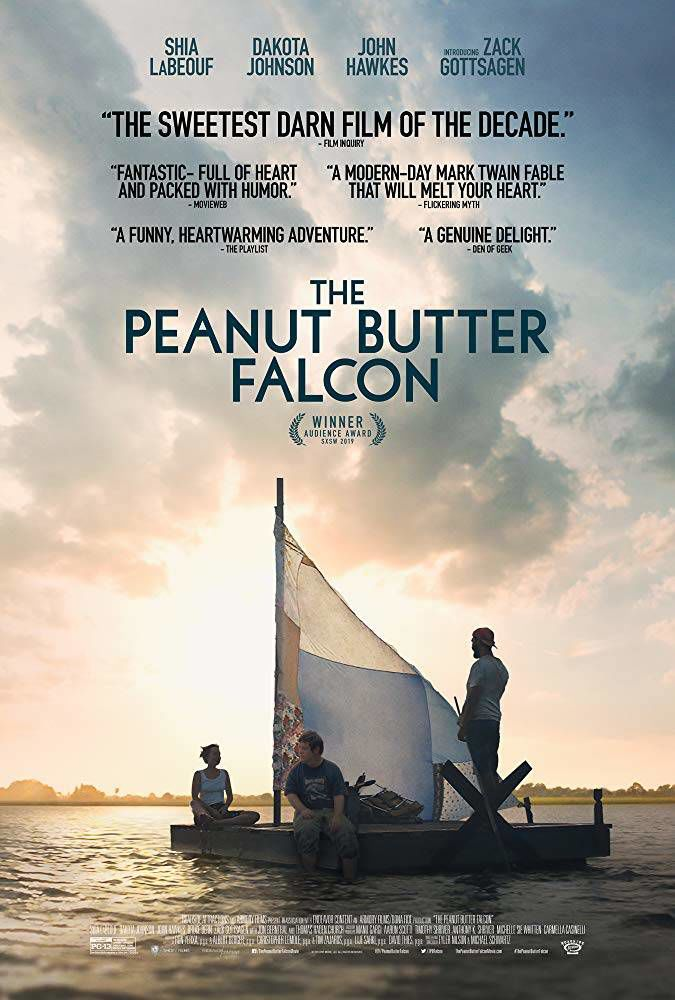 Kid's take on movies: 'The Peanut Butter Falcon'