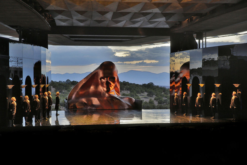 Review: Santa Fe Opera's 'Don Giovanni' — irresistible, unmissable