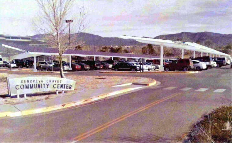 Solar Panel Project At Chavez Center One Step Closer To Reality