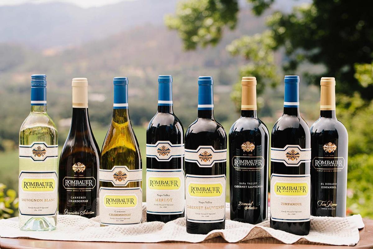 Treat the fruit well: Rombauer Vineyards