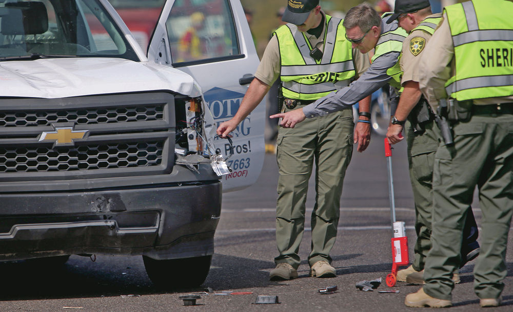 Santa Fe bicyclist killed in Arizona; truck driver arrested