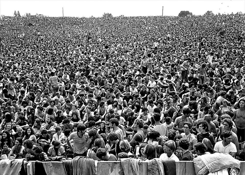 Photograher who now lives in Santa Fe recalls Woodstock