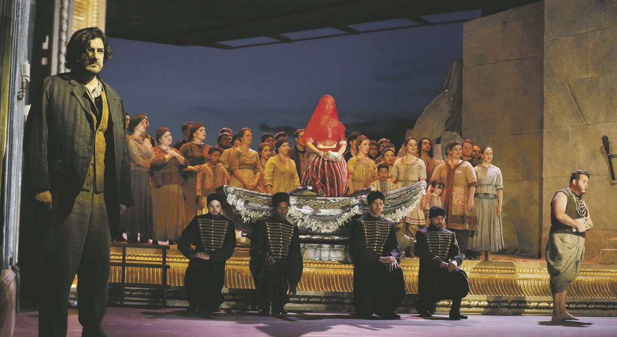 28 opera The Pearl Fishers 2