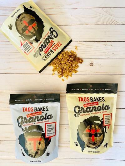 Taos Bakes granola