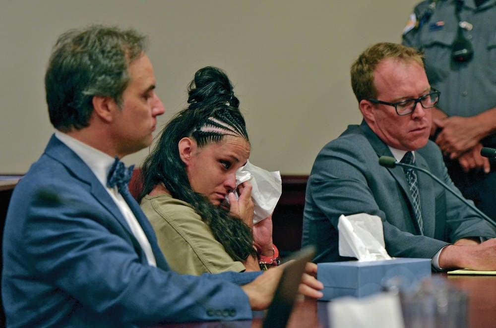 Santa Fe woman receives six-year sentence in infant's death