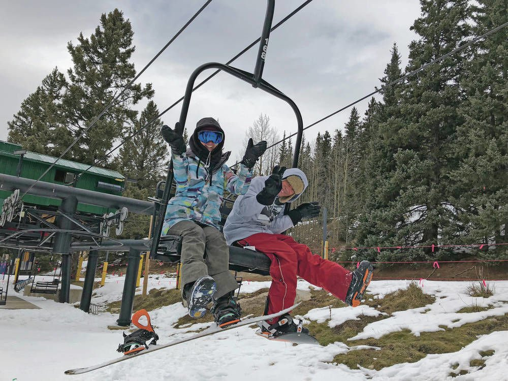 Ski Santa Fe starts season with much promise