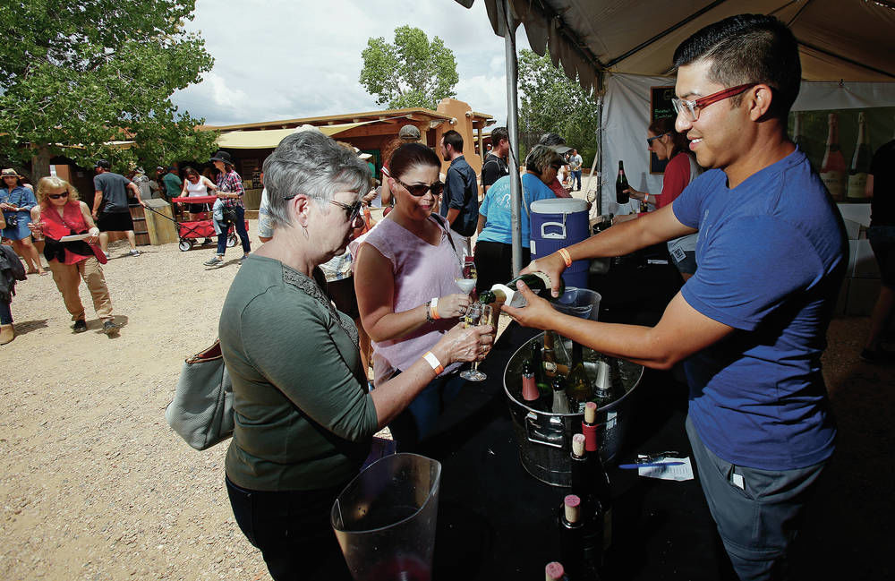 A sweet spot for New Mexico viticulture