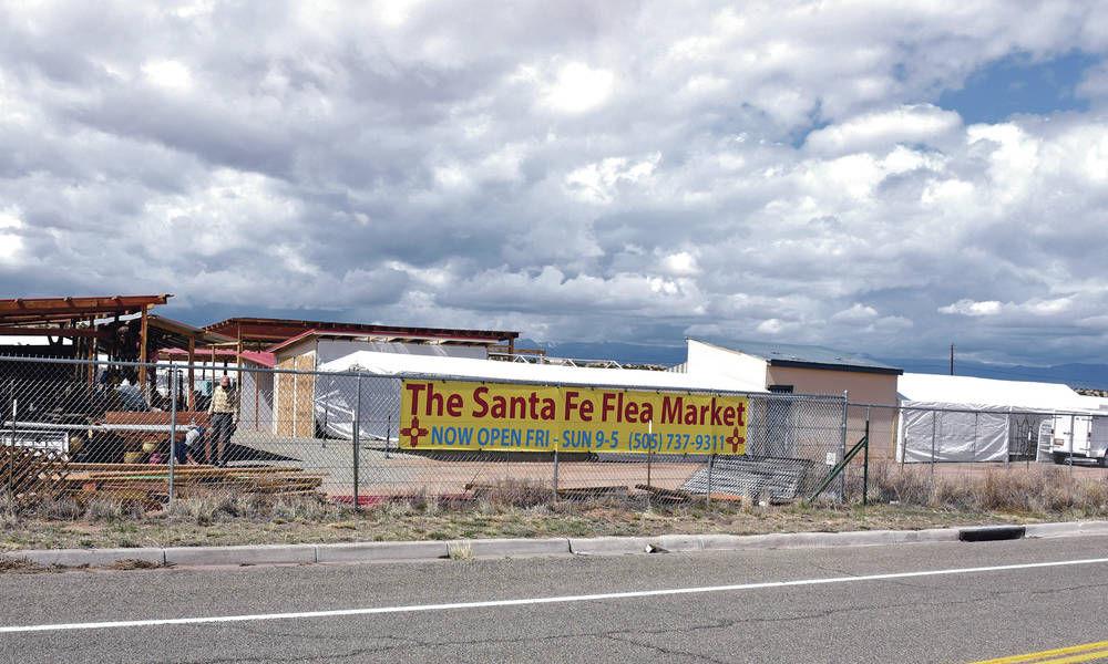 Tesuque Flea Market Vendors Find New Home At Pojoaque Pueblo Local News Santafenewmexican