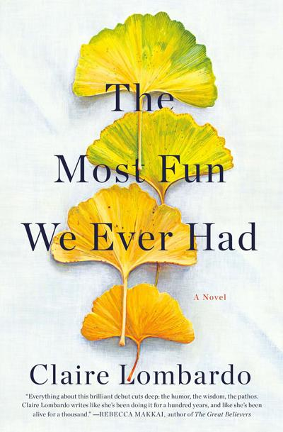 2 aug book rev The Most Fun We Ever Had