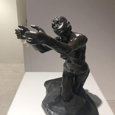 Camille Claudel at Turner Carroll Gallery