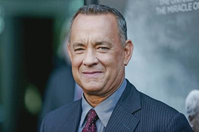 Hanks filming post-Civil War adventure in Santa Fe area