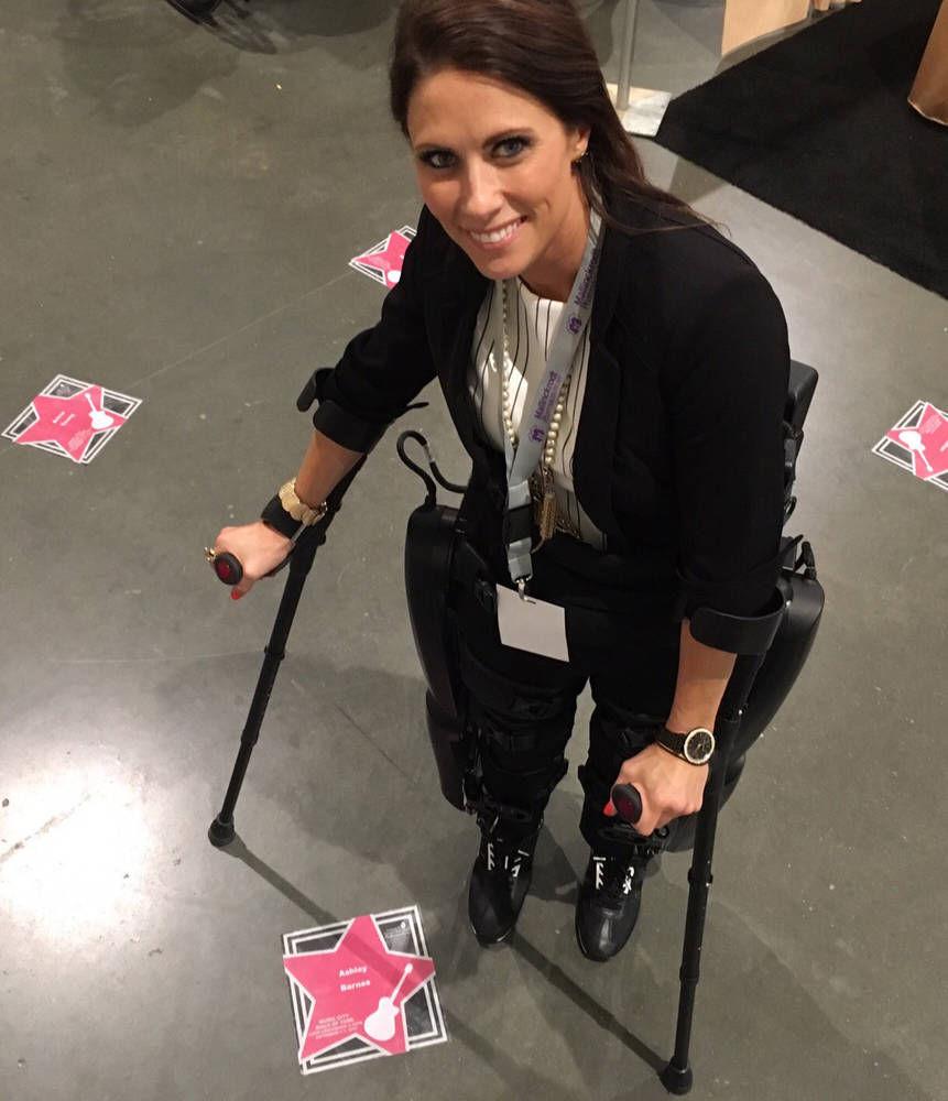 Human exoskeleton paraplegic sexual health