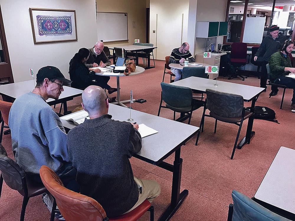 Enrollment at Santa Fe Community College continues to decline