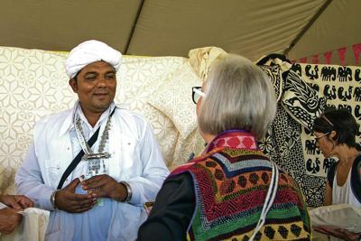 Folk Art Market in Santa Fe beats record, the weather