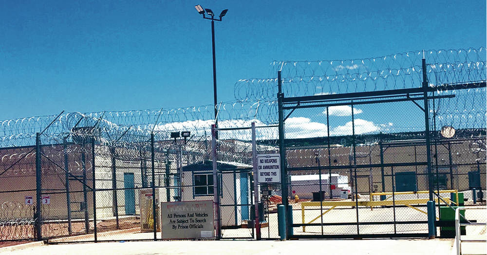 Cibola County Correctional Center — a Fourth of July visit
