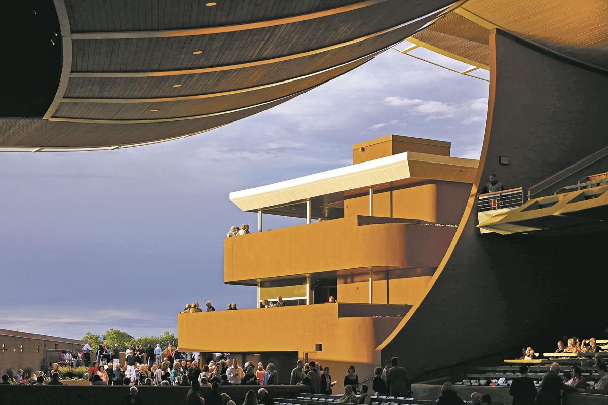 casino next to santa fe opera