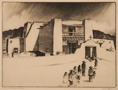 Gene Kloss at Owings Gallery