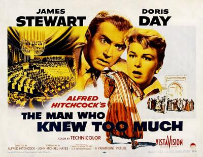 """More, more, more about """"The Man Who Knew Too Much"""""""