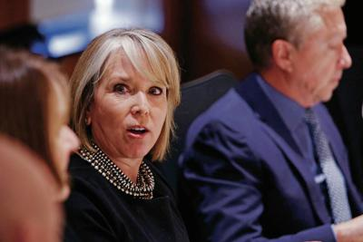 Poll finds Lujan Grisham among most unpopular governors with 43% disapproval rating