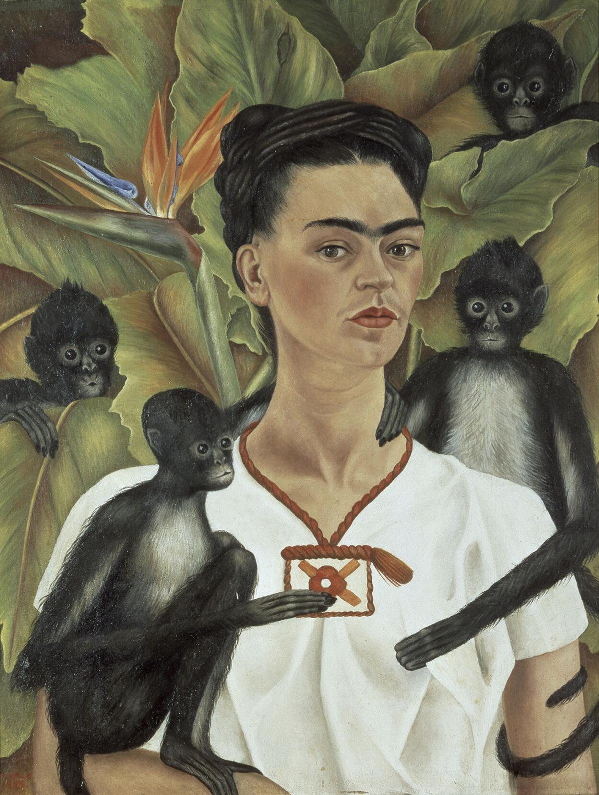 The art of revolution: Frida Kahlo, Diego Rivera, and Mexican Modernism