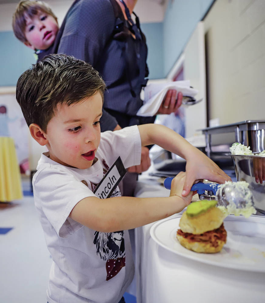 Kids Kitchen to prepare meals for 800 children per weekday this summer