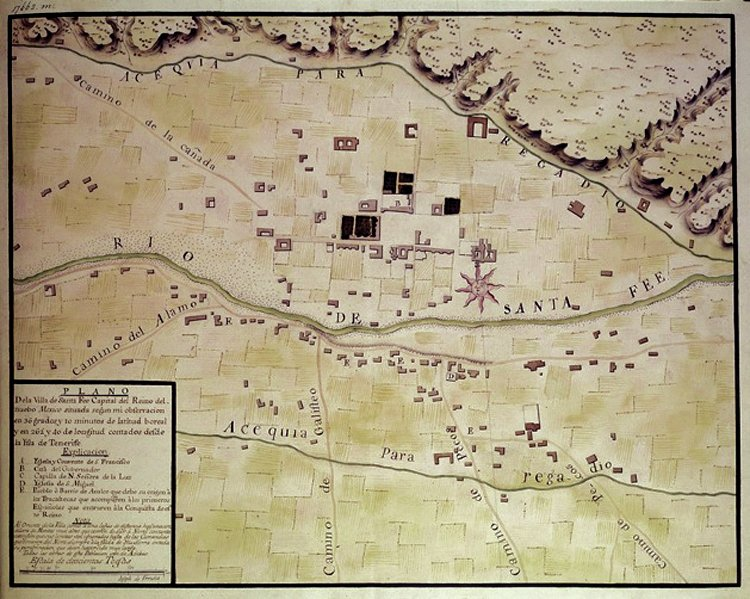 Trail Dust: Report gave glimpse of Santa Fe in 1766 | Trail Dust ...