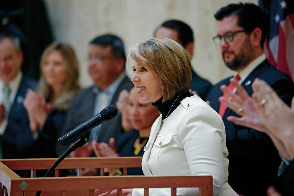 Lujan Grisham signs landmark clean energy bill