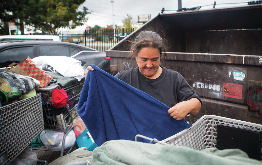 With aid and effort, Santa Fe couple escape homelessness