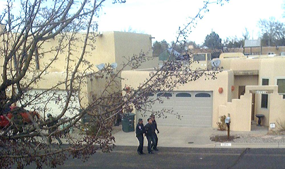 Suspected fugitive in custody after SWAT standoff