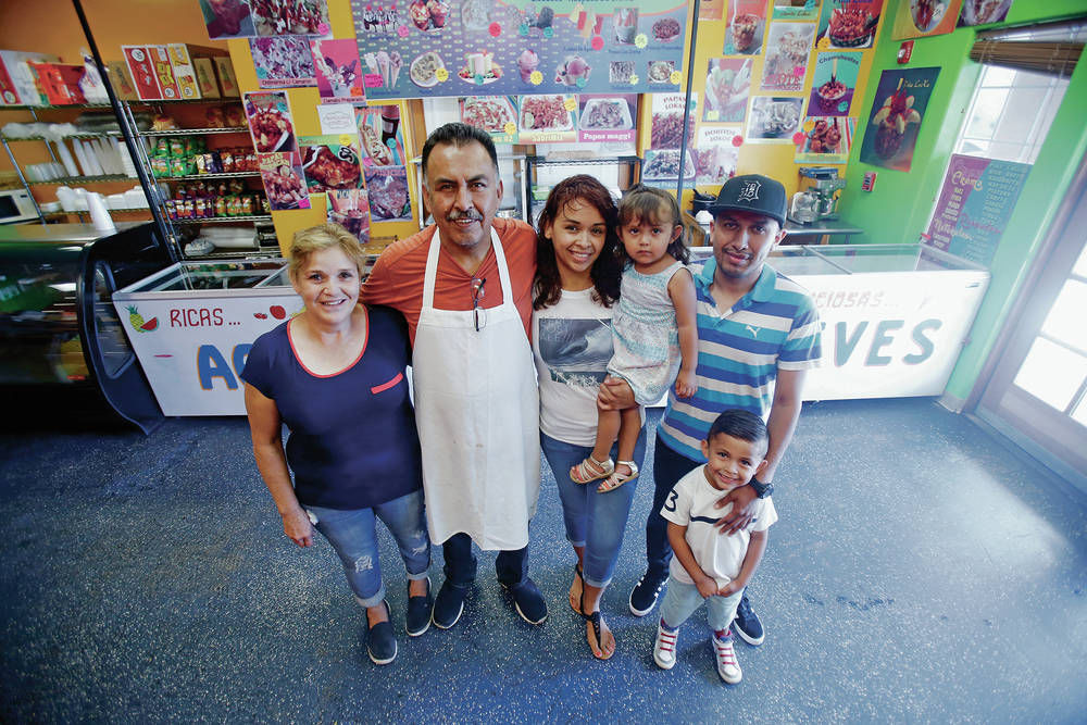 Paleteria Y Neveria Oasis Offers Array Of Mexican Treats Taste