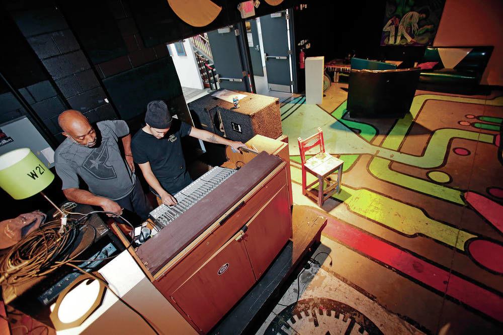 Warehouse 21 in Santa Fe seeks fresh start