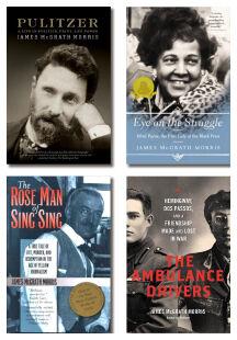 Living someone else's life: Biographer James McGrath Morris
