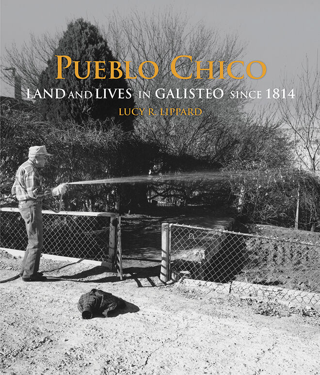 The road to Galisteo: Lucy Lippard, from the East Coast art scene to rural New Mexico