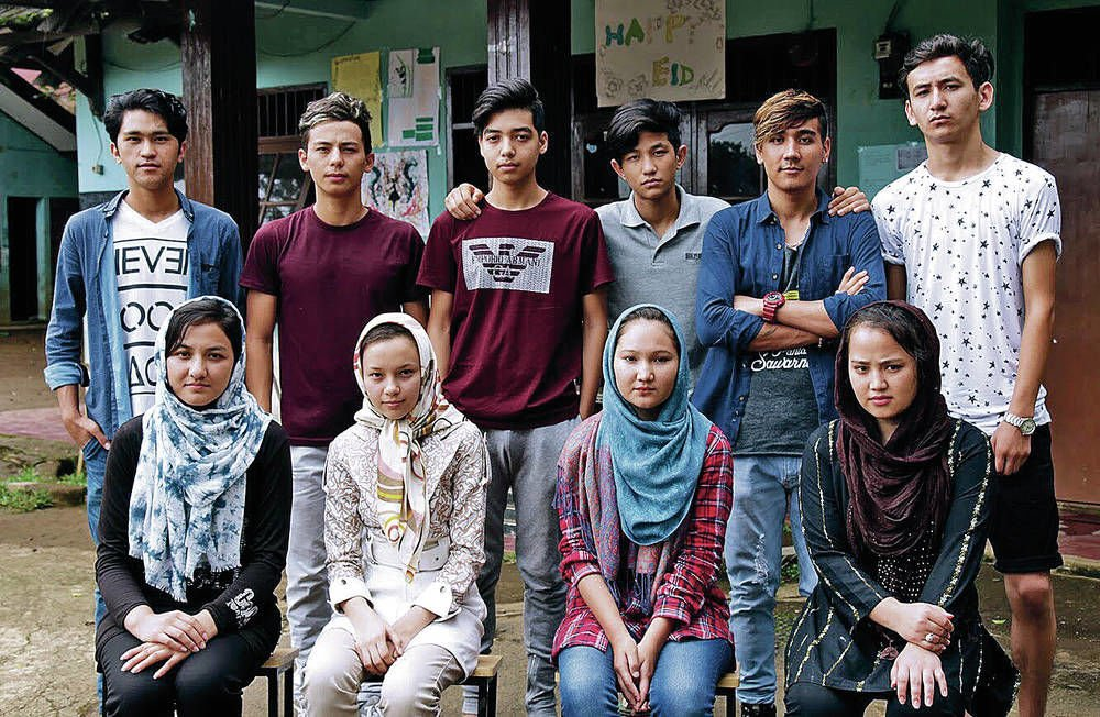 Film aims to help bring Afghani refugees to study in N.M.