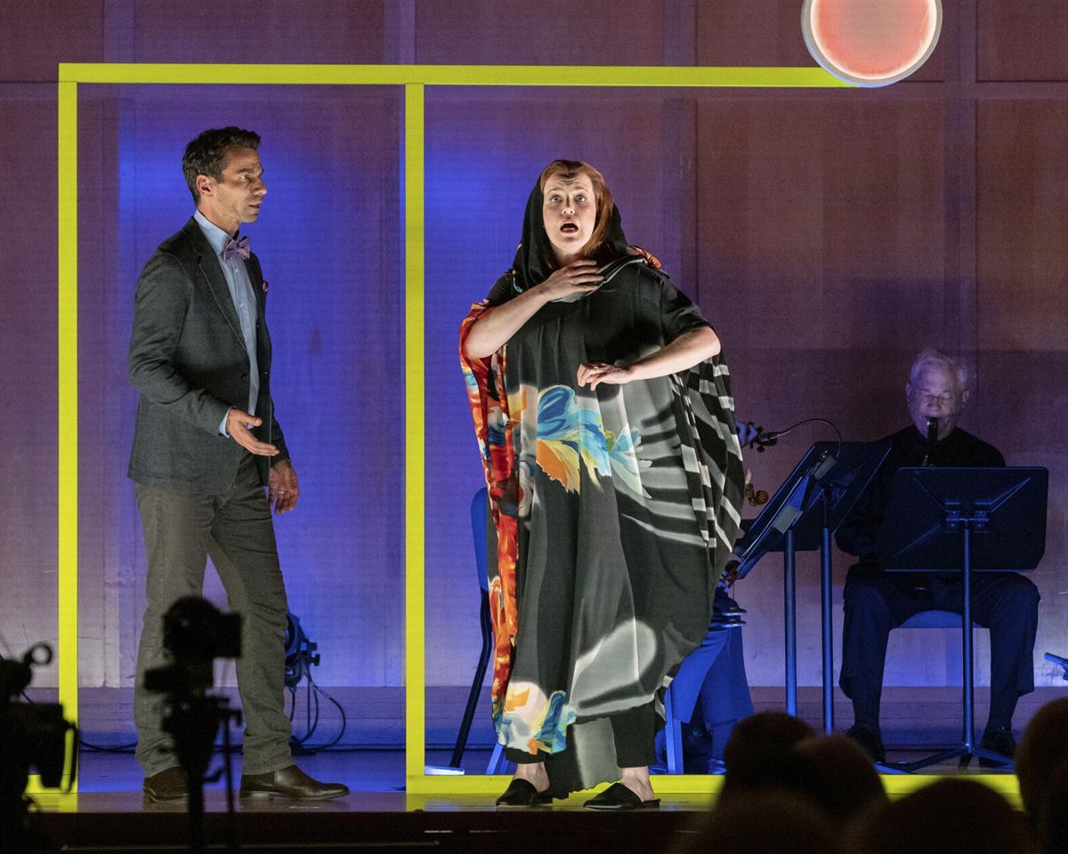 A song by Neikrug: Santa Fe composer explores the durability of love