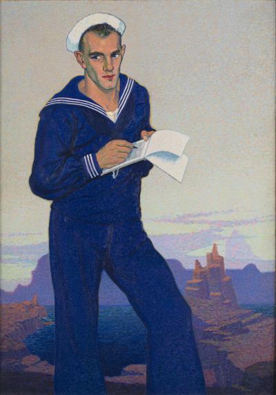 Raymond Jonson at the University of New Mexico Art Museum