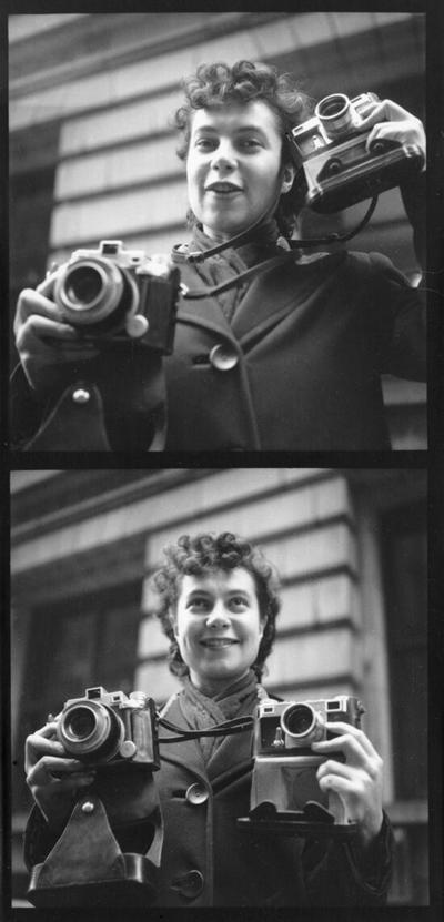 Life in color: the rare Ektachromes of Ida Wyman