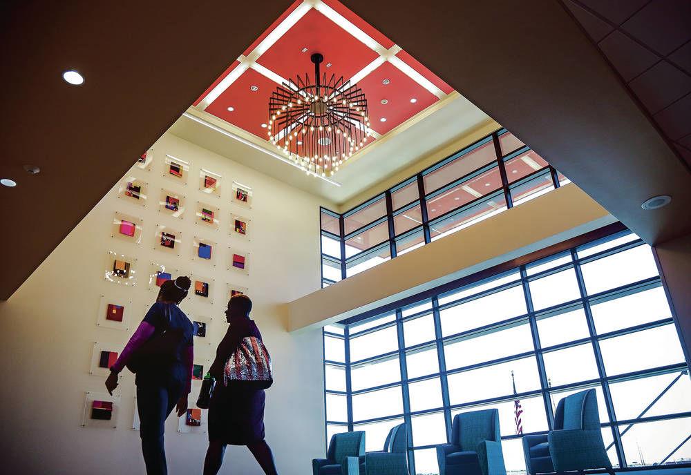 Shiny new Presbyterian hospital feels hospitable | Health