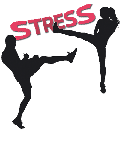 Learn how to kick your stress