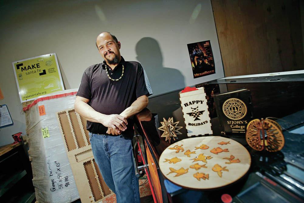 MAKE Santa Fe and its community of creators help budding entrepreneurs dream big