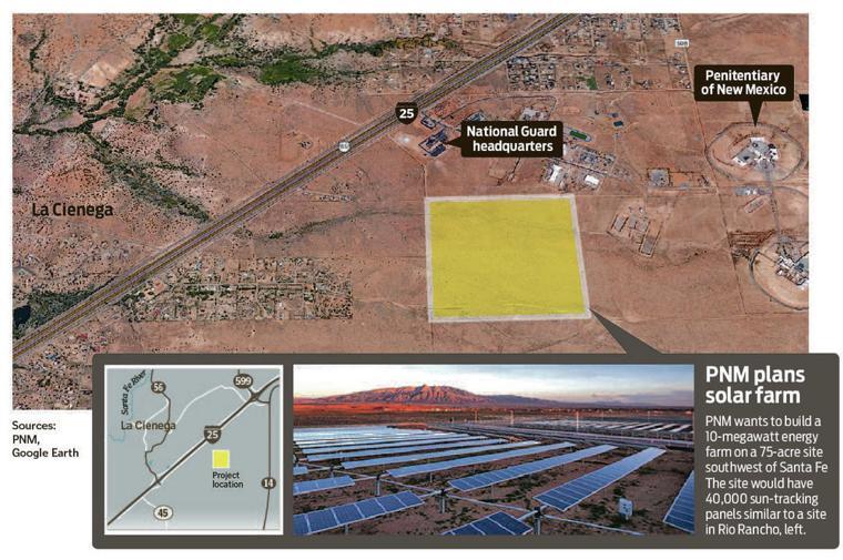 County Delays Decision On Pnm S 75 Acre Solar Farm The