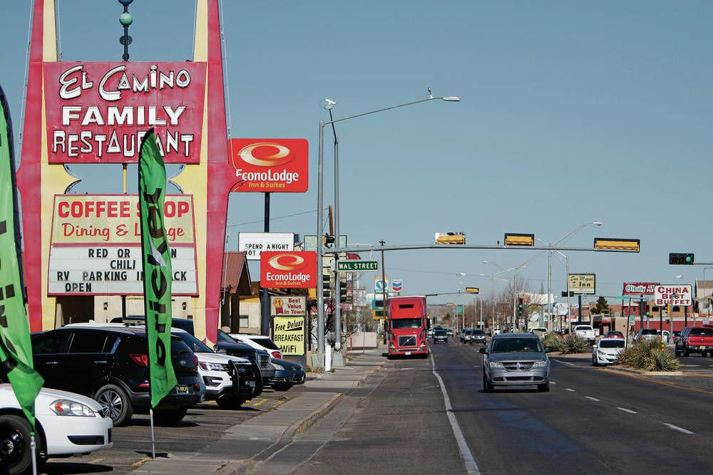 Struggling Socorro is microcosm of states economic woes | Local ...
