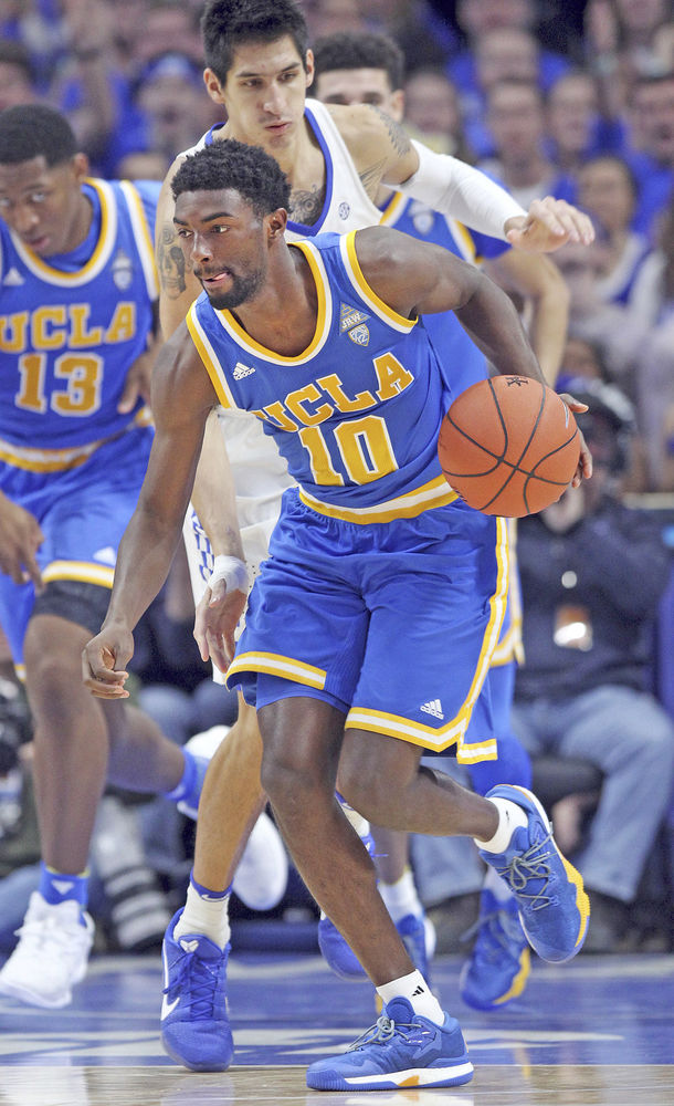 Top 25 Men's Basketball: No. 11 UCLA knocks off No. 1 ...