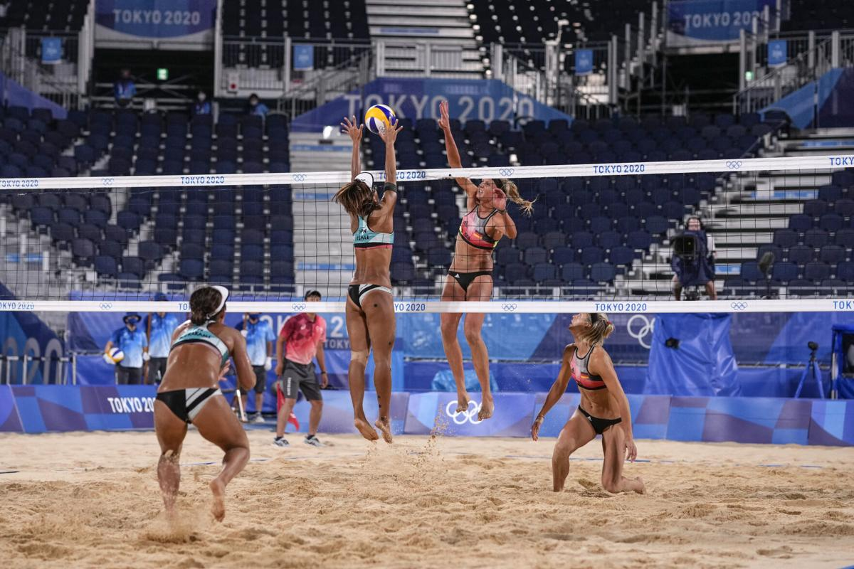 Tokyo Olympics Explainer Volleyball Bikinis