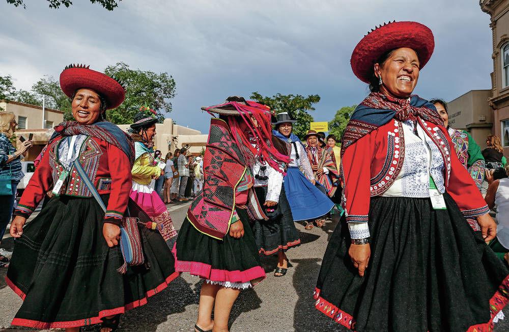 Annual Folk Art Market launches